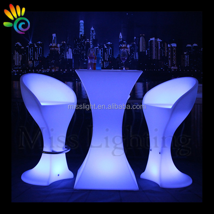 Event <strong>bar</strong> table high <strong>bar</strong> illuminated led furniture dubai light up <strong>bar</strong> table led cocktail table