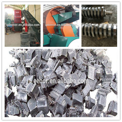 spot goods used tire car/truck tire recycling line