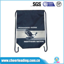 China factory wholesale custom printed drawstring shoe bags