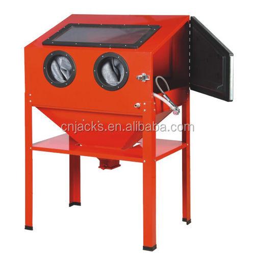 220l Capacity Vertical Sandblast Cabinet Buy Sand Blaster Portable