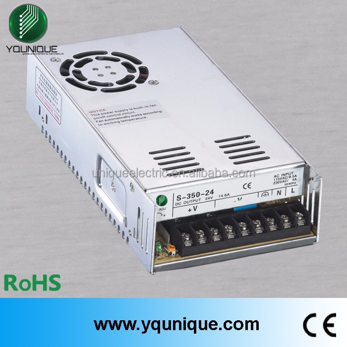 wholesale power supply S-350-5 350w switching power supply