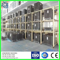 folding wire mesh cage/containers