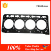kubota engine head gasket v3300