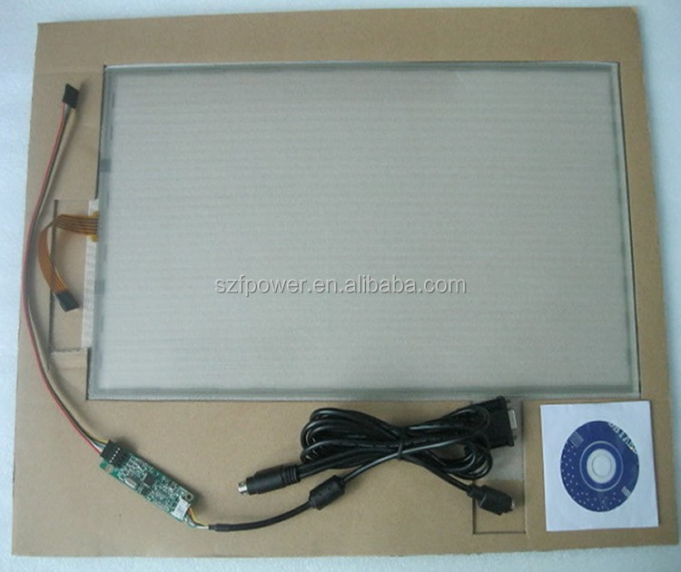 7 inch touch screen panel kit with USB and controller , for LCD/LED