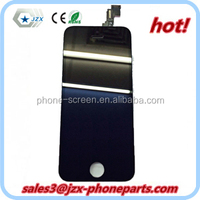 Lcd screen display Repair Part For iPhone, for iPhone 5s flexible lcd display lcd display / glass/ flex cable / back cover