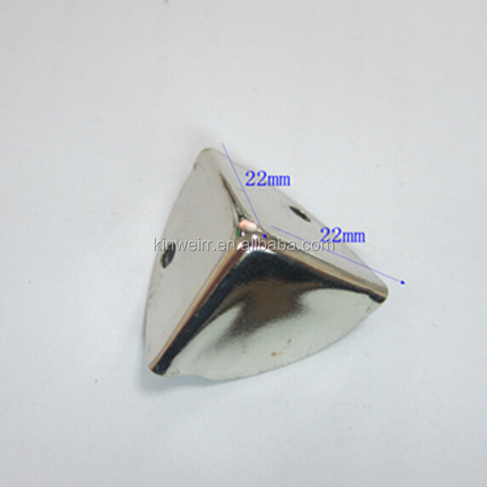 CNC Machining Steel Decorative Metal Corner From China Factory