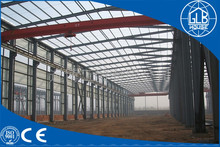 Flexible Design Easy Installation Steel Structure Warehouse Foshan