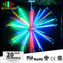 Full color outdoor Christmas (CE/GS/UL/ROHS) led fireworks light