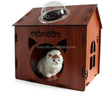 High quality MDF board Pet cat dog Bed house