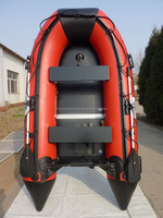 Chinese manufacturer safe and strong Military Inflatable Boat, inflatable fishing boat with different size