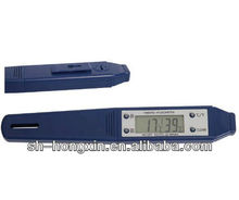 digital pen type humidity thermometer