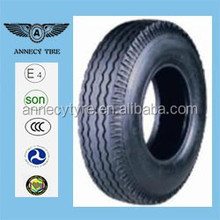 Bias hifly truck tyre 750-15 light truck tire with LUG/RIB pattern