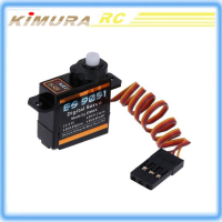 Brand New EMAX ES9051 4.3g Digital Servo Pastic Gear 0.8kg Torque for 3D F3P Airplanes