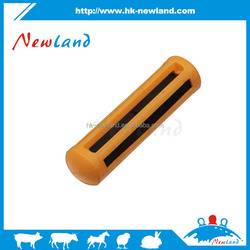2016 veterinary products Cow Magnet Rumen Magnet with plastic cage