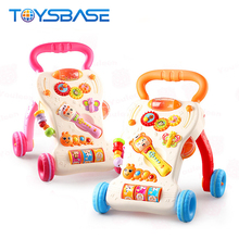 New Model Lovely Musical Baby Exercise Walker