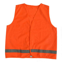 Turn Signal Summer Reflective Safety Vest with LED Light