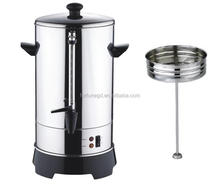 double wall stainless steel COFFEE MAKER COFFEE PERCOLATOR COFFEE URN