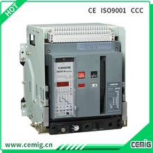 Air circuit breaker ACB 3P, 4P, 4000A,5000A 6300A