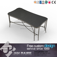 New style customized clear coffee table home furniture