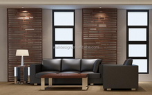 MDF wall screen paneling for background walls decoration