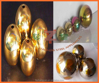 Decorative color magnetic balls stainless steel