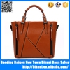 2015 new designer women shoulder bags pu leather tote ladies handbags wholesale
