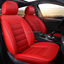 Comfortable new design 2017 genuine leather car seat cover direct factory price