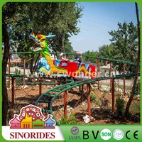 Playground Equipment Roller Coaster Games For Family! SINORIDES Amusement Manufacturer