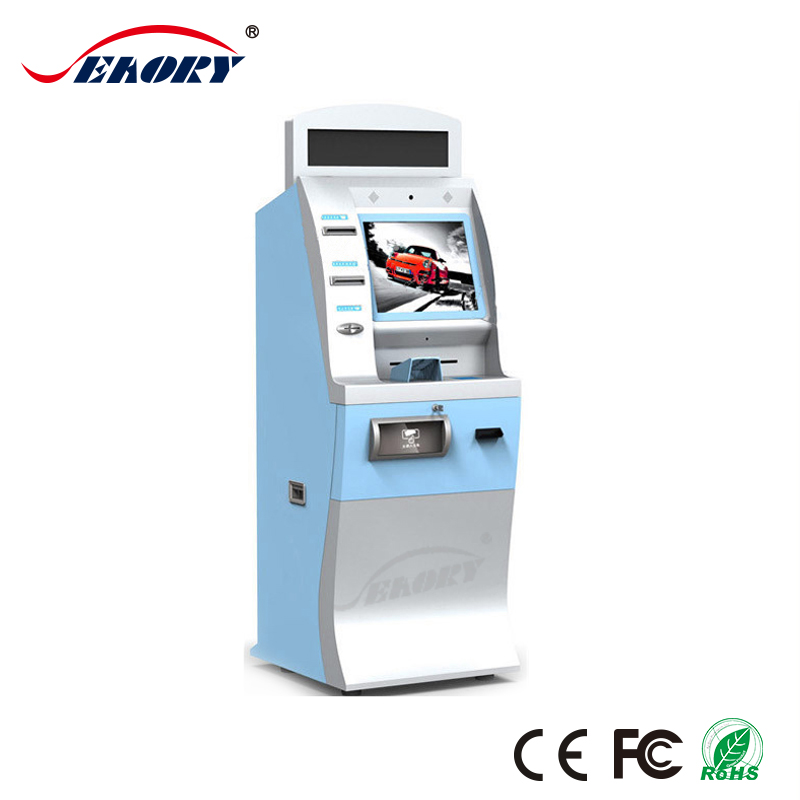 Magnetic card reading and writing machine for Cash Withdrawal
