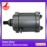 Factory Provide 125 Motorcycle engine parts 12v dc jialing motor