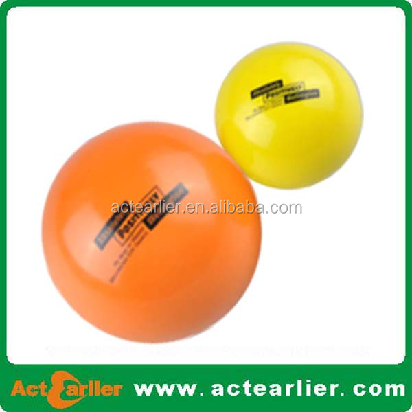 rubber material solid/hollow super bouncy ball/ hand ball