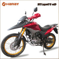 Dirt Cheap but High Quality China Dirt Bike 250cc Dirt Bikes HY250GY-6D