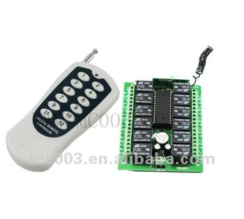 yet412-yet112D 3000M popular High-power Rf wireless Remote controller