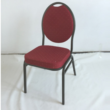 Good quality Plastic Blow Steel Folding Outdoor Furniture No Folded Tube Used Church Chairs