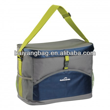 Cooler Bag - Medium - Denim Cress