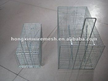 Stainless steel mouse cage