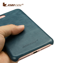 Mobile phone accessories cover genuine leather case for iphone 7 for iphone 7 case ultra thin back case