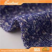 54%COTTON 36%ACRYLIC 10%NYLON SLUB YARN