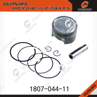 for HONDA white and Black CBF 150 150CC new product motorcycle spare part anodize piston