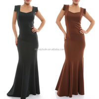 Alibaba gold supplier wholesale cheap maxi evening dress turkey