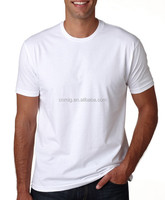 cheap customized seamless fashion promotional new model men's t-shirt