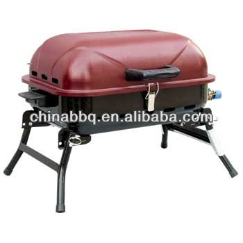 portable propane gas grill tabletop gas grill mini gas grill indoor bbq grill buy concrete bbq. Black Bedroom Furniture Sets. Home Design Ideas