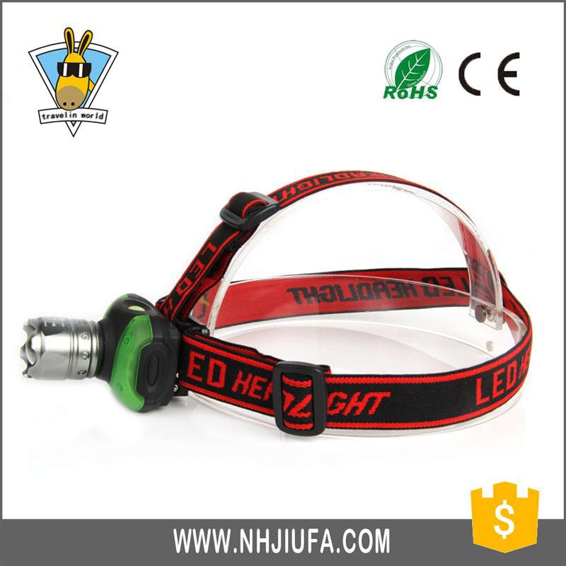 Low price led flashlight in directory head lamp nissan