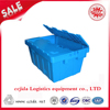 turnover box plastic storage container