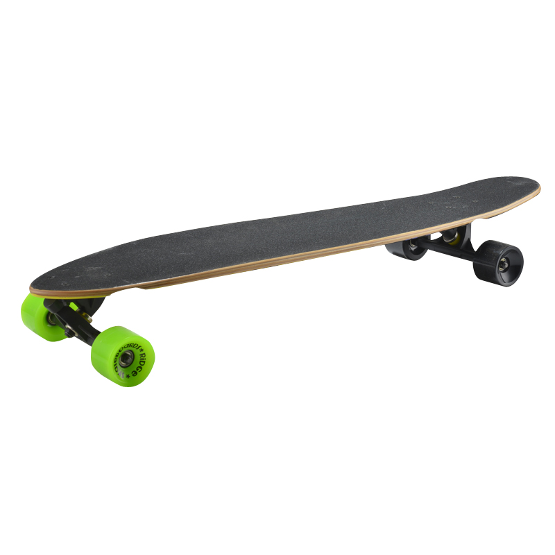 hot sale all inch size complete maple wood skate board