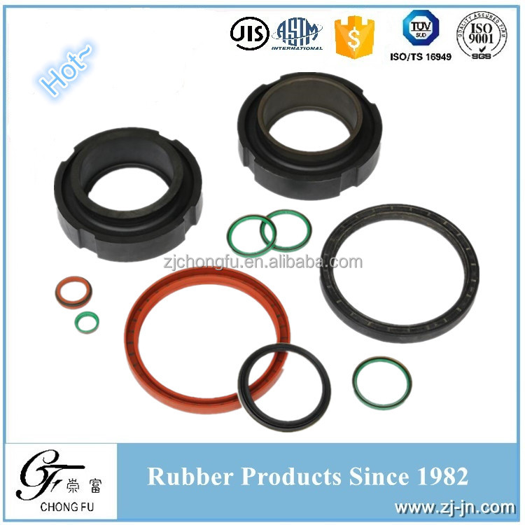 TS16949 Professional insulation national Auto Rubber Dust Seal