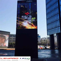 smd three face rolling led billboard indoor display led