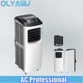 Olyair mobile air conditioner R410a 7000-10000BTU With four way caster