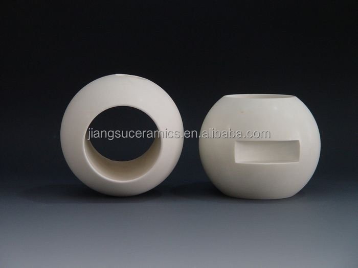 industrial alumina ceramic insulation beads as valve inner part