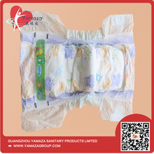 China manufacture professional disposable Medicare sweet baby diaper